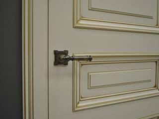 Дверь межкомнатная с золотой патиной:  в . Автор – ООО 'ДВЕРИ В БУДУЩЕЕ'