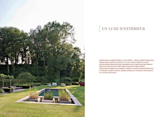 Jardins et Piscines Moderne Pools von Ecologic City Garden - Paul Marie Creation Modern