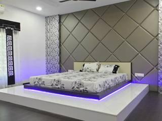MR. Sanjay by Shadab Anwari & Associates. Modern Plywood