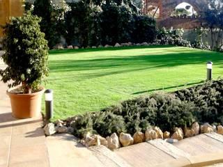 Jardines de estilo clásico de ecojardí Clásico