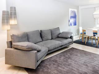Modern Living Room by Gala Feng Shui Interiorismo online en Azpeitia Modern