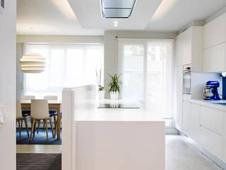 Comedores de estilo moderno de Gala Feng Shui Interiorismo online en Azpeitia Moderno