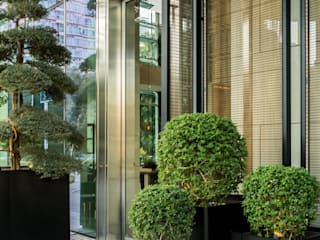 CCD was curated to design Shenzhen Marriott Hotel Nanshan:  Commercial Spaces by DesignWire