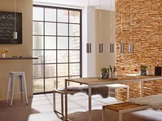 Ruang Makan by Rimini Baustoffe GmbH