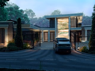 Venus house: Дома в . Автор – BOOS architects
