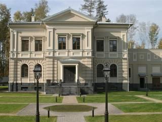 Mondial Marmi SRL Casas de estilo moderno