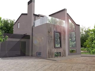 Modern houses by MmArchi. I Monica Maraspin Architetto Modern