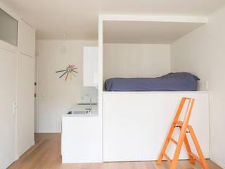 Kitchen by Olivier Olindo Architecte