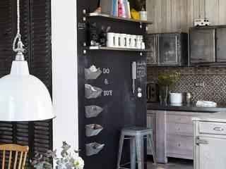 Design for Love Cocinas de estilo industrial