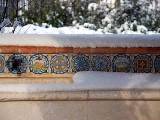 Cura dei dettagli Giardini Giordani Pareti & PavimentiPiastrelle Ceramica