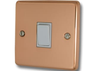Copper Sockets and Switches Socket Store CasaAccessori & Decorazioni