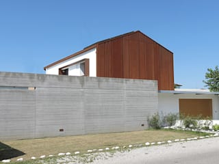CASA EP: Case in stile in stile Moderno di michielizanatta.net