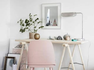Pensa in Rosa: Pantone 2016 i colori pastello!: Studio in stile  di Design for Love