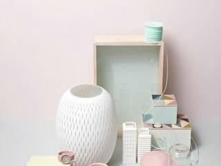Pensa in Rosa: Pantone 2016 i colori pastello!: Casa in stile  di Design for Love