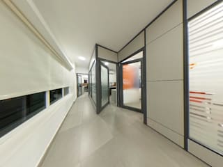 Minimalist office buildings by Designink Architecture and Interiors Minimalist