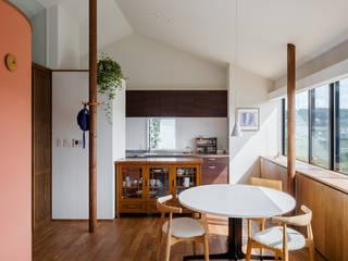 Kawakatsu Design Cocinas de estilo moderno
