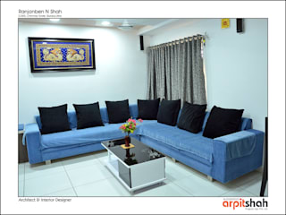 N.B Shah @ Gurukul:   by ARPIT SHAH PROJECTS OPC PVT LTD.