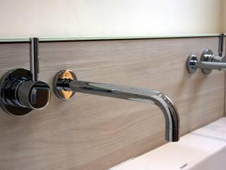 Das Bad – Wir kombinieren Funktionalität und Ähsthetik:  Badezimmer von grund-form ltd.