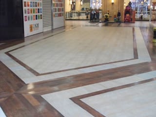 TTF Proyectos Shopping Centres Ceramic