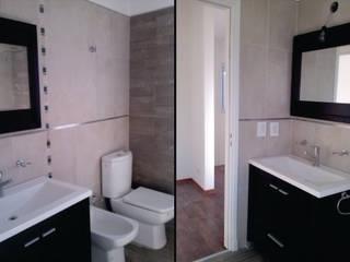 Baño : Baños de estilo  por MONARQ ESTUDIO