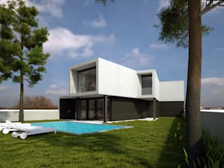 by PFS-arquitectura Сучасний