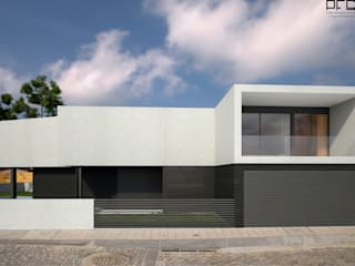 Modern Houses by PFS-arquitectura Modern