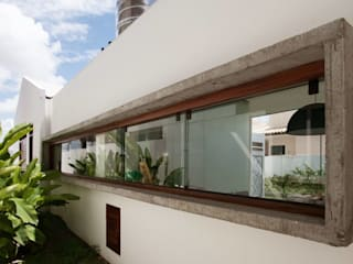 Coletivo de Arquitetos Casas minimalistas
