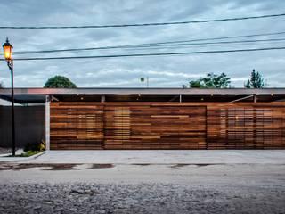 Casa THC / Arkylab:  de estilo  por Oscar Hernández - Fotografía de Arquitectura