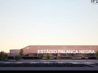 by PFS-arquitectura Modern