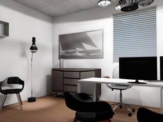 Ristrutturazione di un ufficio informatico di The LOFT Design Coloniale