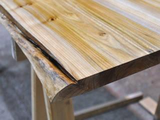 Столешница для барной стойки в загородный дом:  в . Автор – Rock'n'Wood,