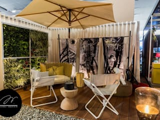 Jardin moderne par ARKILINEA Moderne