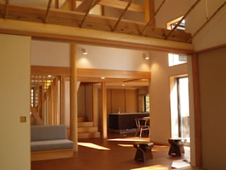 十里木山荘: 山中康廣建築設計事務所&YAMANAKA DESIGN OFFICEが手掛けたです。