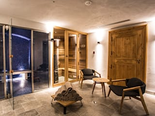 La Mourra Hôtel 5 Etoiles par SUGATAKATACHI Minimaliste
