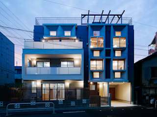 Modern Houses by &lodge inc. / 株式会社アンドロッジ Modern
