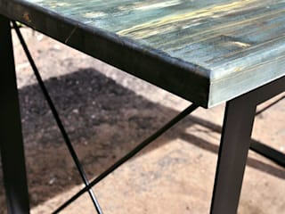 Стол X-Brace:  в . Автор – Rock'n'Wood,