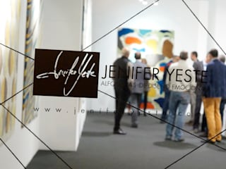 EXPOSICIÓN GALERÍA DE ARTE:  de estilo  de JENIFER YESTE