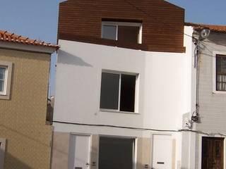 Mediterranean style house by Arquitecto Aguiar Mediterranean