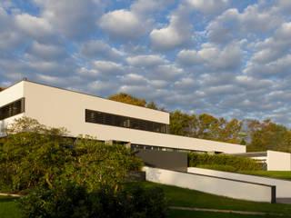 Haus F Tusch Architekten und Ingenieure Düsseldorf Moderne Häuser
