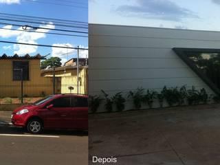 Reforma de Residêncial para Comercial por Dias & Peralta Arquitetos