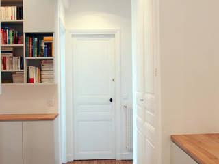 un appartement à Saint-Mandé par Agence Design d'Espaces Moderne