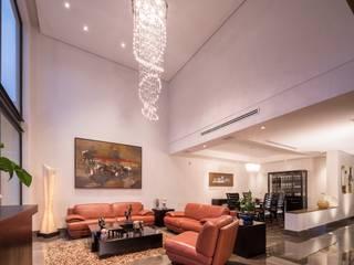 Salones de estilo  de URBN, Moderno