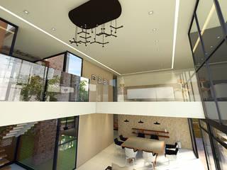 by RecreARQ Construcciones Minimalist