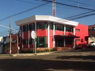 Reforma de Restaurante e Pizzaria por Dias & Peralta Arquitetos