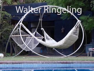 Porta Hamacas:  de estilo  por Walter Ringeling Diseño & Mobiliario