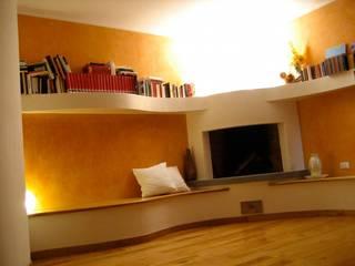 Salas de estar modernas por Nyda Design - Nicola D'Alessandro architetto Moderno