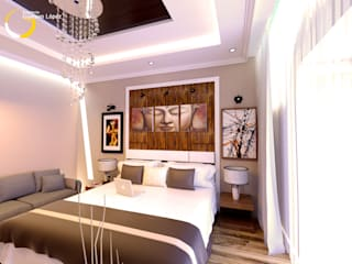 Bedroom by PROYECTARQ | ARQUITECTOS