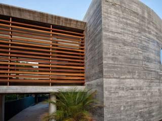 Stemmer Rodrigues Modern clinics Concrete