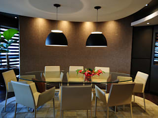 Stemmer Rodrigues Modern dining room