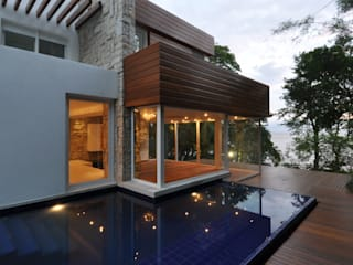 Stemmer Rodrigues Modern houses